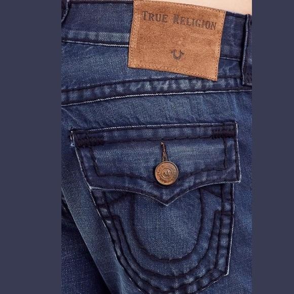 38d2346d True Religion Jeans | Mens Ricky Super T Straight | Poshmark